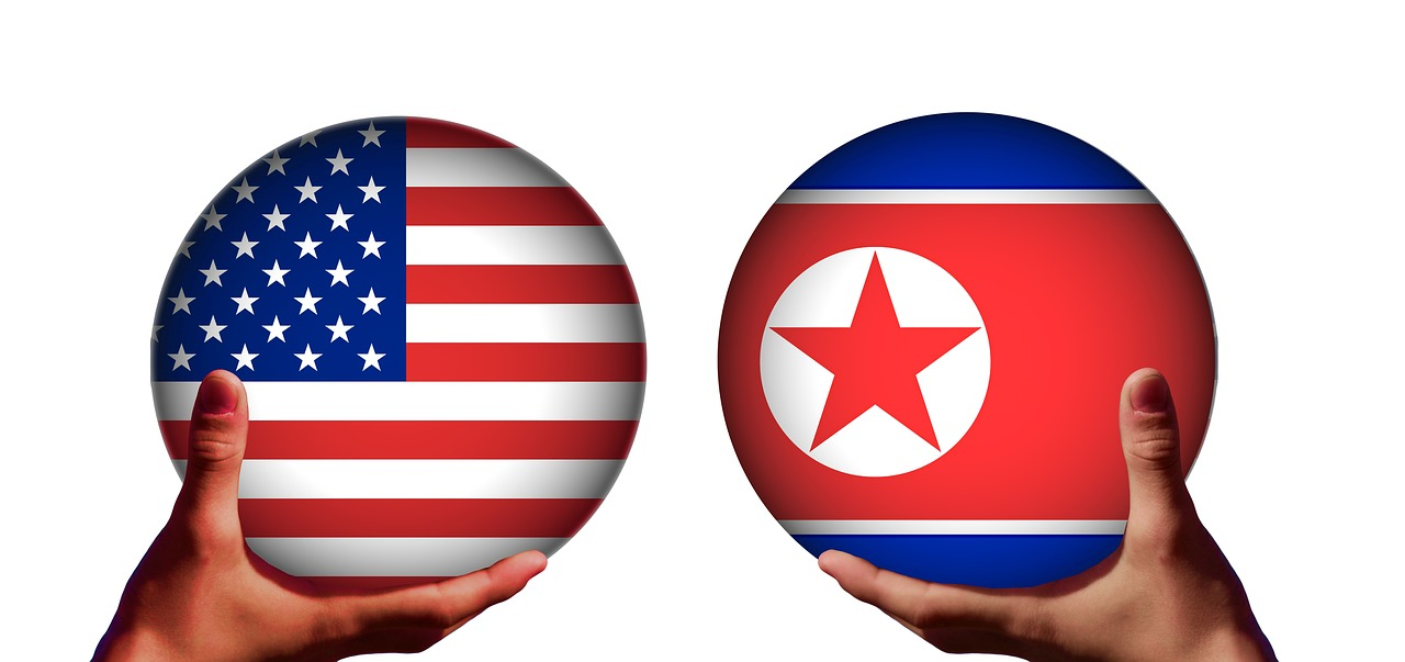 So what's it with North Korea and the USA?